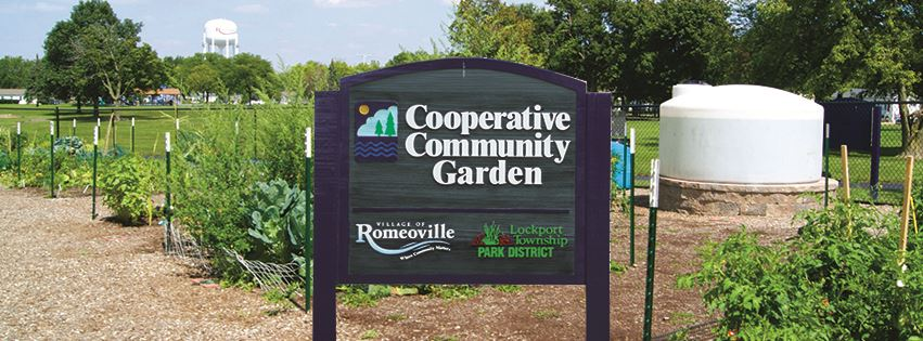 facebook community garden register