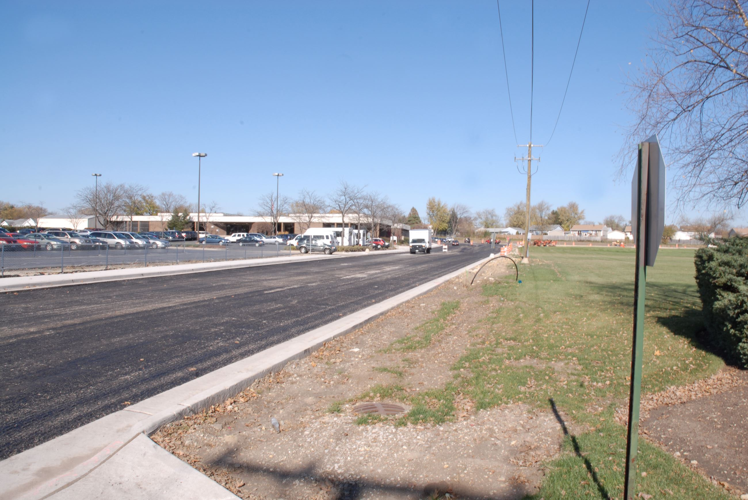 Dalhart Avenue Before