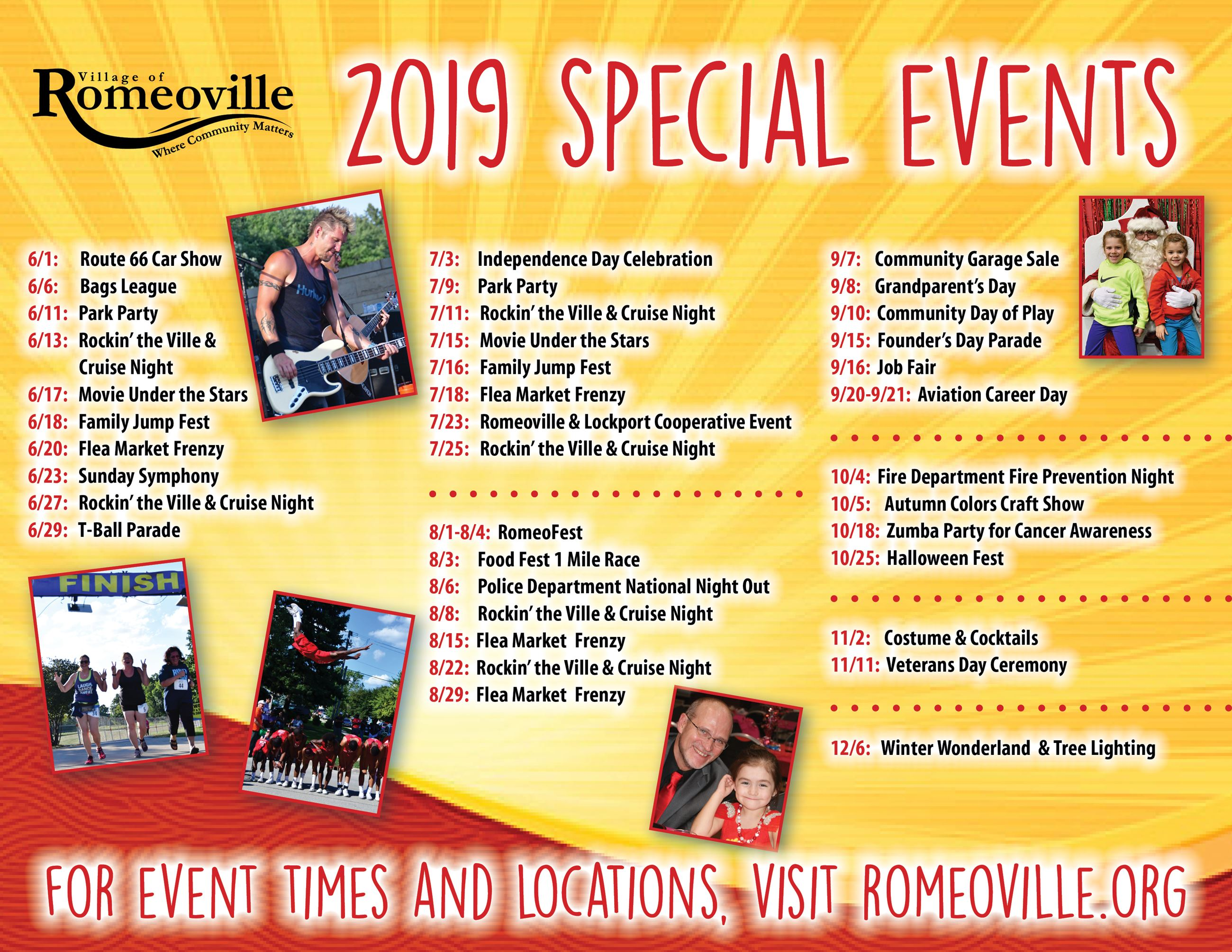2019 Special Events Flyer-landscape