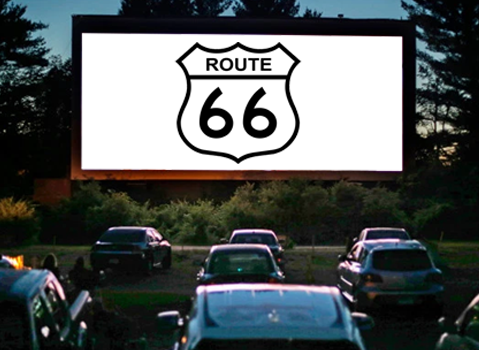 Route 66 Movie NF