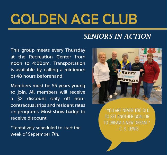 GoldenAgers